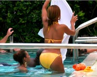 Beyonces sexy ass paparazzi shot